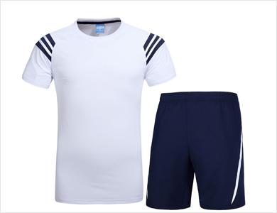 男士运动服夏健身衣跑步篮球服