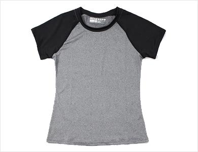 夏季跑步瑜伽健身服运动短袖T恤